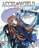 Accel World - Pt 2 [Edizione: Regno Unito] [Italia] [Blu-ray]