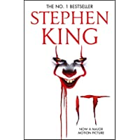 IT: The classic book from Stephen King: The classic book from Stephen King with a new film tie-in cover to IT: CHAPTER 2…