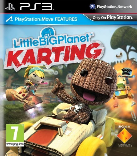 Little Big Planet Karting PS-3 AT