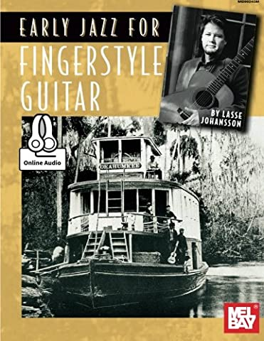 Early Jazz For Fingerstyle