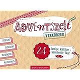 Adventskalender Adventszeitverkürzer: 24 lustige, knifflige und spannende Tage, immerwährend - Kalender