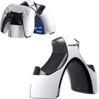 Zacro Chargeur Manette PS5 - Rapide Chargeur PS5 Avec Indicateur LED, Charge Directe/Charge Rapide, Support Manette…