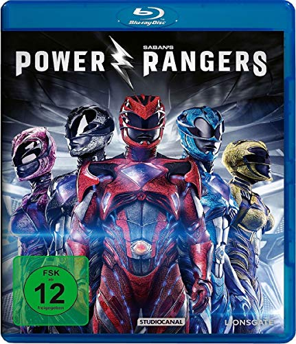 Power Rangers [Blu-ray] (Marvels Power Disc)