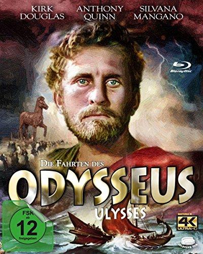 Die Fahrten des Odysseus (Ulysses) [Blu-ray im Schuber inkl. Bonus-DVD]