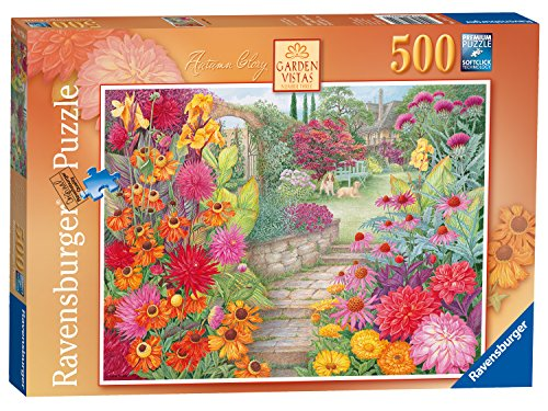 Ravensburger Garten Perspektiven Nr. 3?Autumn Glory Kunstnägel Puzzle Preisvergleich