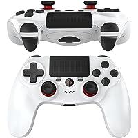 JOYSKY Wireless Controller Bluetooth Gamepad mit Dual Vibration Wiederaufladbarer Remote-Sechs-Achsen-Dual Vibration…