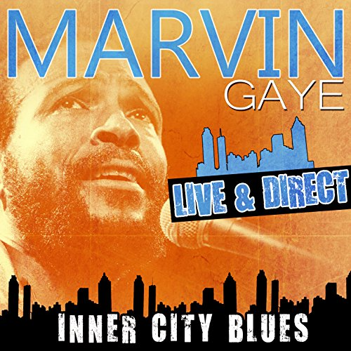 Marvin Gaye - Live and Direct,...