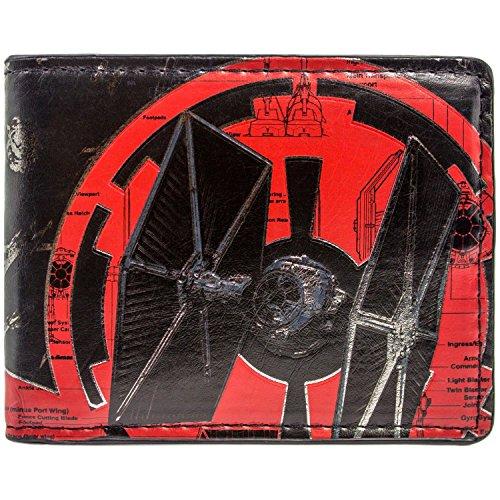 Star Wars Tie Fighter Mehrfarbig Portemonnaie ()