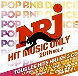 NRJ hit music only 2016 vol.2 | Derulo, Jason. Chanteur