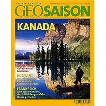 GEO Saison / Kanada