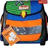 PP PremiumPrintware Bundle: Marken-Schulranzen Scout Buddy 4tlg., Motiv