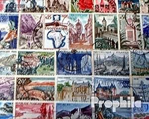 France 50 différents timbres spéciaux et grand (Timbres pour les collectionneurs)