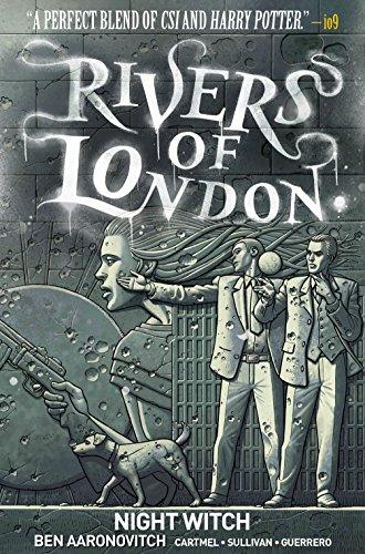 Rivers of London: Volume 2 - Night Witch par Ben Aaronovitch
