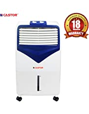 Castor Air Cooler 22-Litre 3 Level Speed Inverter Compatible Personal Air Cooler …