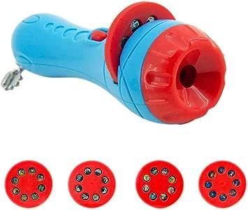 Aufkl/ärung Kognitive Projektor Spielzeug Tier Rutsche Baby Schlaf Bettw/äsche Geschichte Fr/ühe Entwicklung Spielzeug F/ür Baby Kinder Taschenlampe F/ür Kinder