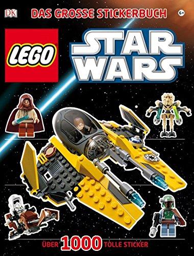 Preisvergleich Produktbild LEGO® Star Wars(TM) Das große Stickerbuch: Über 1000 tolle Sticker