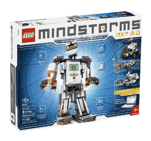 Preisvergleich Produktbild Lego Mindstorms 8547 - 2. Generation - Mindstorms NXT 2.0 D