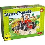 Haba 302543 Mini-Puzzle Bauernhof