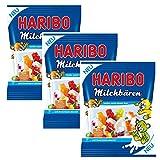 Haribo Milchbären 3er Set (3x175g Tüte)