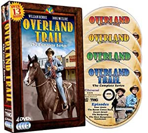 Overland Trail: The Complete Series [DVD] [Region 1] [US Import] [NTSC]