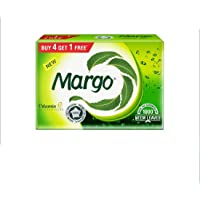 Margo Soap - 100 g (Buy 4 Get 1 Free)