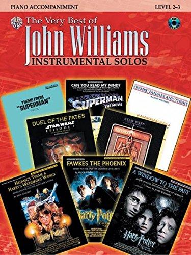 John Williams Very Best of Piano