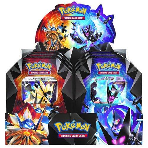 Pokémon 210-80373 POK82373 TCG Necrozma Prisma, Frühling 2018 Designs können variieren