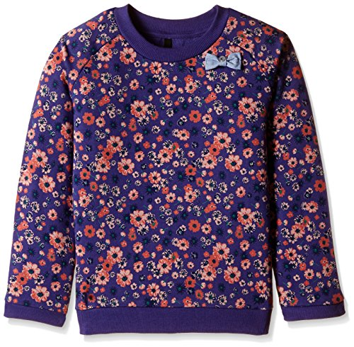 United Colors of Benetton Baby Girls' Knitwear (16A3P67C12ACI9021Y_Blue and Multicolor_1Y)