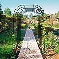 Laubengang Jardin de Monet von Gärtner Pötschke bei Du und dein Garten