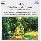 Lalo: Cello Concerto.cello Son