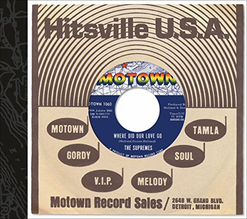 The Complete Motown Singles, V...