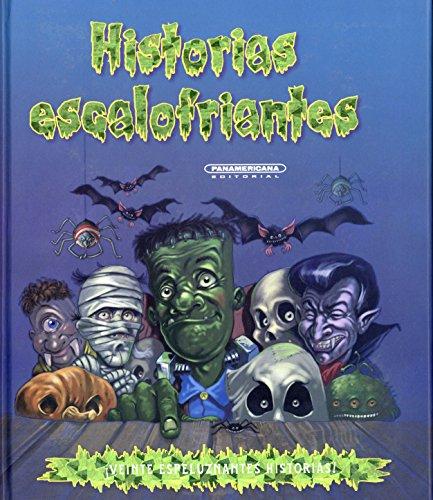 Historias escalofriantes/My Treasury of Spooky Stories por Joff Brown
