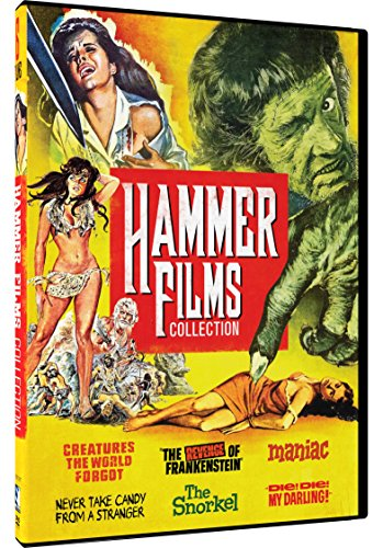Hammer Film Collection 2: 6 Films [Import USA Zone 1]