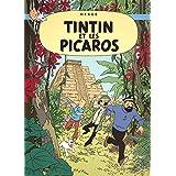 Herge Tintin et les Picaros Póster