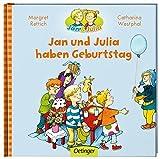 Jan und Julia haben Geburtstag (Jan + Julia)