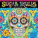 Official Sugar Skulls 2018 Wall Calendar