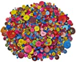 BUMPER Pack of Craft Buttons - 1000g...