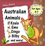 Rhyming Books for Children: Australian Animals (picture book for ages 3-7)