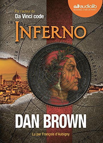 Inferno: Livre audio - 2 CD MP3