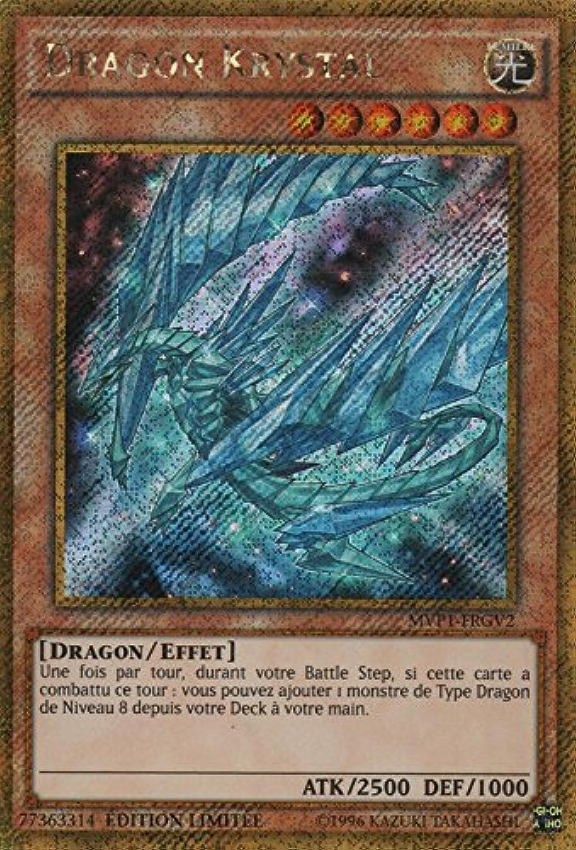 Yu-Gi-Oh Secret-GOLD MVP1-FRGV3 Magicien Sombre