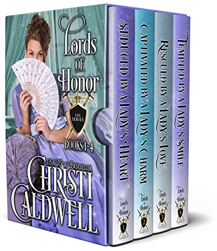 Lords of Honor: The Complete Historical Regency Romance Series