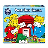 Best Toys For A Two Year Olds - Orchard Toys Post Box Game Review