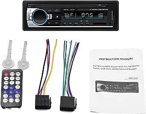 Lepeuxi Jsd 520 Bluetooth Car Audio Player Autoradio Elektronik