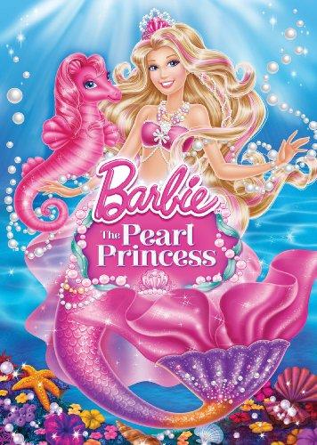 Barbie: The Pearl Princess / (Snap Slip) [DVD] [Region 1] [NTSC] [US - Pearl Snaps