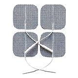 20 Stück selbstklebende Elektroden von der Marke ZEN-QI, 50x50 mm. Wiederverwendbar. Für TENS TIMS EMS Reizstrom-Gerä