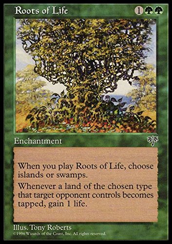 Magic: the Gathering - Roots of Life - Radici della Vita - Mirage