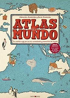 Atlas del mundo: Un insólito viaje por las mil curiosidades y maravillas del mundo (Libros para los que aman los libros) (8416363463) | Amazon Products