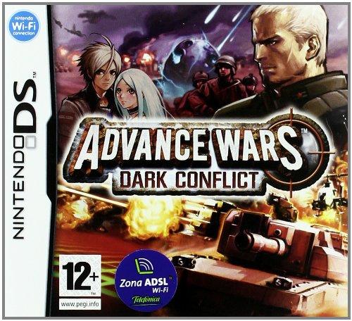 DS Advance Wars: Dark Conflict