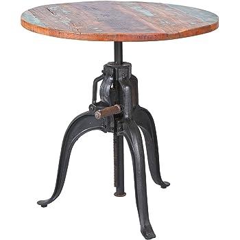 Runder Tisch 80 cm durchmesser: Amazon.de: Küche & Haushalt
