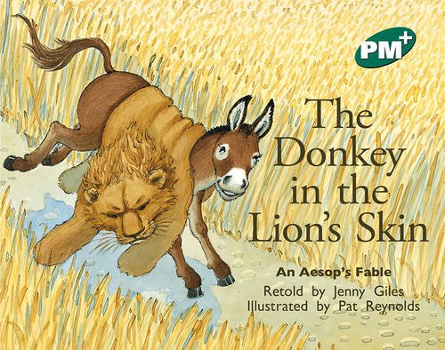 PM PLUS Level 12 Mixed Pack 10 Green: The Donkey in the Lion's Skin PM PLUS Level 12 Green: 7